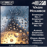 Produktbilde for Holmboe: Symphonies (CD)