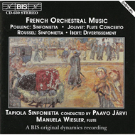 Produktbilde for French Orchestral Works (CD)