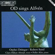 Produktbilde for Alfvén: Choral Music (CD)