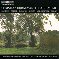 Produktbilde for Horneman: Theatre Music (CD)