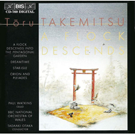Produktbilde for Takemitsu: Orchestral Works (CD)