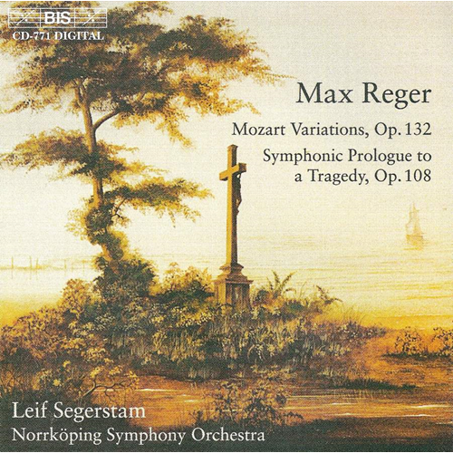 Reger: Orchestral Works (CD)