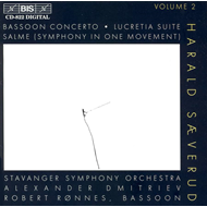 Produktbilde for Sæverud: Orchestral Works (CD)