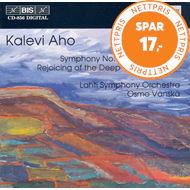 Produktbilde for Aho: Symphony No 10;Rejoicing of the Deep Waters (CD)