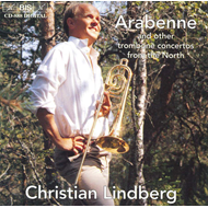 Produktbilde for Arabenne and other Trombone Concertos from the North (CD)