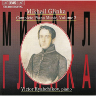 Produktbilde for Glinka: Complete Piano Works, Vol 2 (CD)