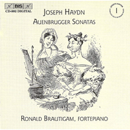 Produktbilde for Haydn - Complete Solo Piano Music, Volume 1 (CD)