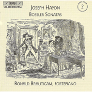 Produktbilde for Haydn: Bossler Sonatas (CD)