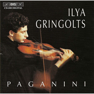 Produktbilde for Paganini: Violin Works (CD)