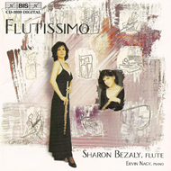 Produktbilde for Flutissimo (CD)