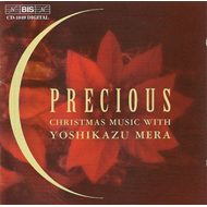 Produktbilde for Precious: Christmas Music with Yoshikazu Mera (CD)