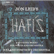 Produktbilde for Leifs: Hafís (CD)