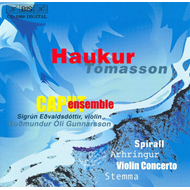 Produktbilde for Tómasson: Orchestral Works (CD)