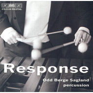Produktbilde for Response - Percussion Music (CD)