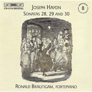 Produktbilde for Haydn: Piano Sonatas Nos 28, 29 & 30 (CD)