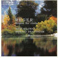 Produktbilde for Reger: Viola Works (CD)