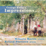 Produktbilde for Enescu: Impressions (CD)