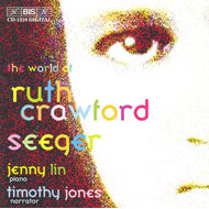 Produktbilde for Crawford Seeger: The World of Ruth Crawford Seeger (CD)