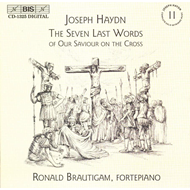 Produktbilde for Haydn: Complete Keyboard Music, Vol 11 - The Seven Last Words (CD)