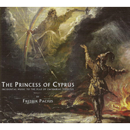 Produktbilde for Pacius: The Princess of Cyprus (CD)