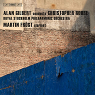 Produktbilde for Alan Gilbert Conducts Christopher Rouse (CD)