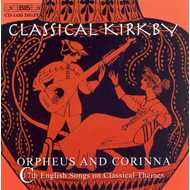 Produktbilde for Classical Kirkby (CD)