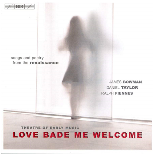 Love Bade Me Welcome (CD)