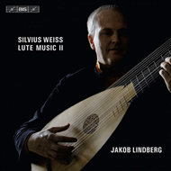 Produktbilde for Weiss: Lute Music Vol. 2 (CD)