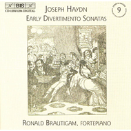 Produktbilde for Haydn: Piano Sonatas Vol 9 (CD)