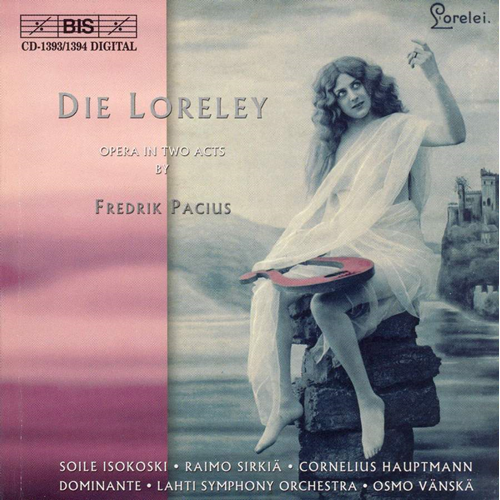 Pacius: Die Loreley (CD)