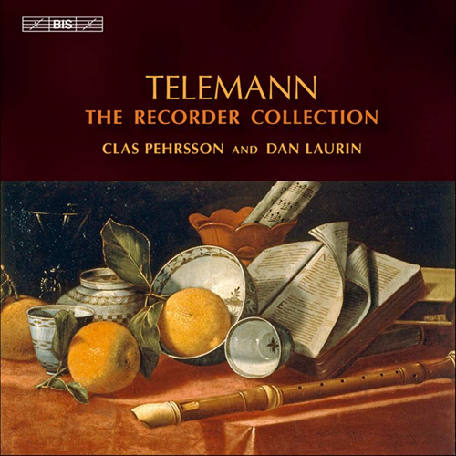 Telemann: The Recorder Collection (6CD)