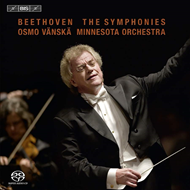 Produktbilde for Beethoven: The Symphonies (5SACD)