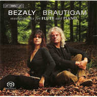 Produktbilde for Bezaly & Brautigam - Masterworks for Flute and Piano (SACD)
