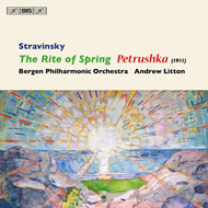 Produktbilde for Stravinsky: The Rite of Spring / Petrushka (SACD-Hybrid)