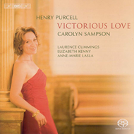 Produktbilde for Purcell: Victorious Love Songs [SACD] (CD)