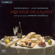 Produktbilde for Sharon Bezaly - French Delights [SACD] (UK-import) (CD)