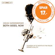 Produktbilde for Håkan Hardenberger - Both Sides, Now (SACD-Hybrid)