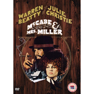 Produktbilde for McCabe & Mrs. Miller (UK-import) (DVD)
