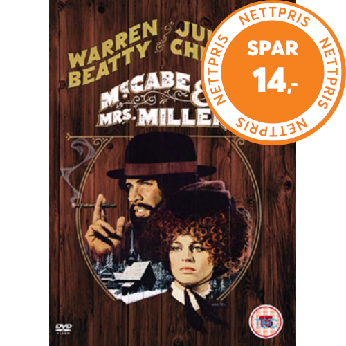 McCabe & Mrs. Miller (UK-import) (DVD)
