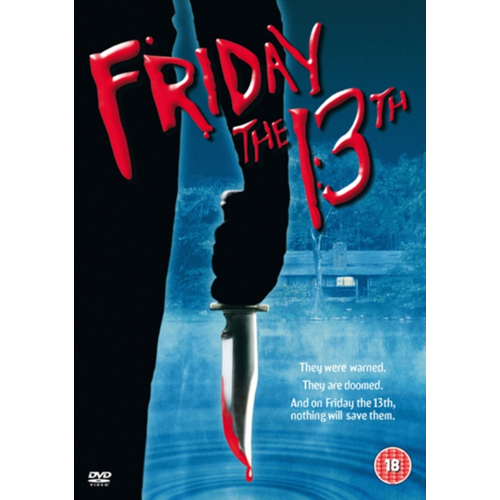 Friday The 13th (UK-import) (DVD)