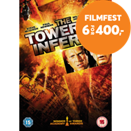Produktbilde for The Towering Inferno (UK-import) (DVD)