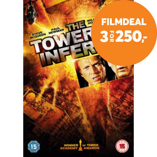 The Towering Inferno (UK-import) (DVD)