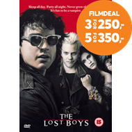 Produktbilde for The Lost Boys (UK-import) (DVD)