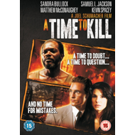 Produktbilde for A Time To Kill (UK-import) (DVD)