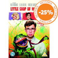 Produktbilde for Little Shop Of Horrors (UK-import) (DVD)