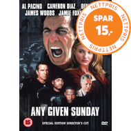 Produktbilde for Any Given Sunday (UK-import) (DVD)