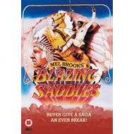 Produktbilde for Blazing Saddles (UK-import) (DVD)