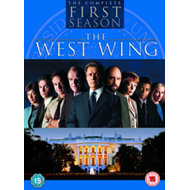 Produktbilde for The West Wing / Presidenten - Sesong 1 (UK-import) (DVD)