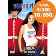 Produktbilde for What A Girl Wants (UK-import) (DVD)