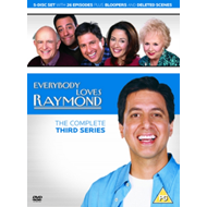 Produktbilde for Alle Elsker Raymond - Sesong 3 (UK-import) (DVD)
